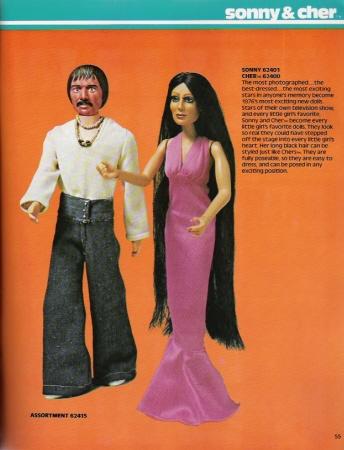 7847cda463b Mego Catalog Library: 1976 Cher