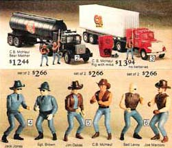 The CB McHaul line in the 1978 Sears catalog