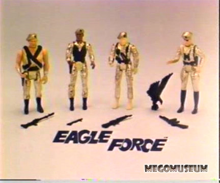 Eagle Force TV Commercials