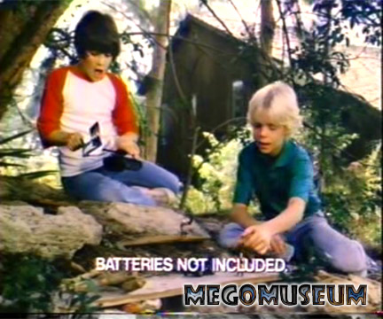 Mego Eagle Force Vehcile commerical