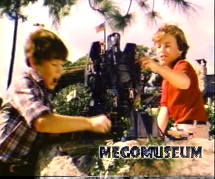 Mego Eagle Island Commercial