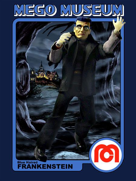 mego Frankenstein