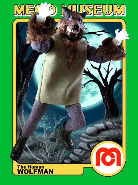 mego Wolfman