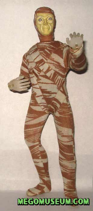 Mego Mad Monsters mummy