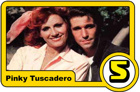 Image result for pinky tuscadero
