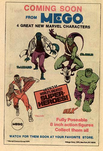 1975 Comic Ad for the 3rd Wave