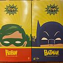 1966 Hottoys Batman & Robin