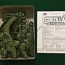 Godzilla Model 2 of 2