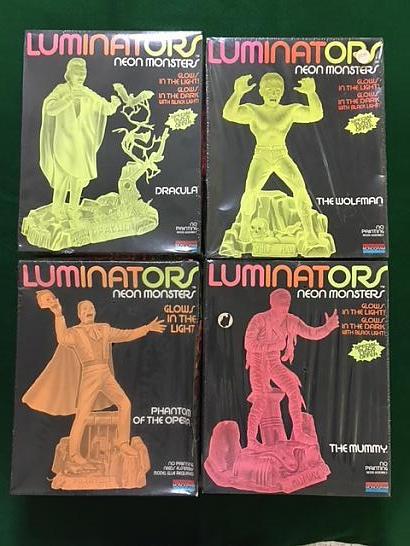 Luminators - All 4 Models