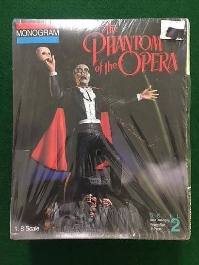 Phantom of the Opera Model