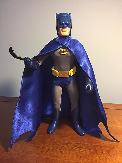 Custom Captain Action Batman