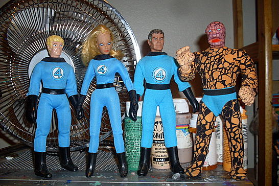 New custom Thing body by me