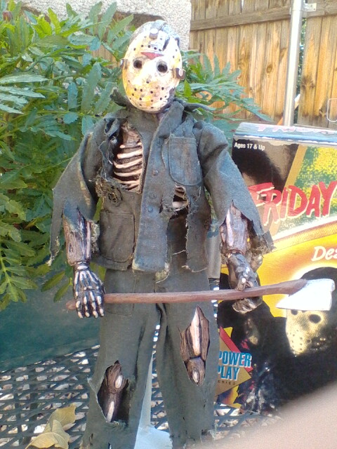 Custom 12 in Jason Voorhees