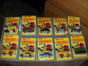 10 matchbox cars from the 70's