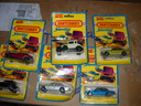 6 matchbox cars from 70's