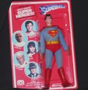 reeves as superman on card