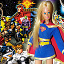 SUPERGIRL AND THE LEGION