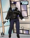 Custom Maniac Cop Mego