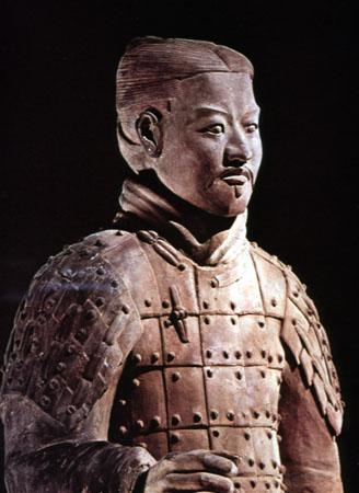 Qin Dynasty Warrior