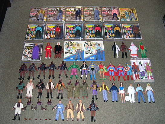 Mego collection. 2006