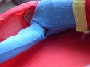 Fist Fighter Superman armpit vents