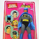 "RARE 8'' Batman 1977 Carback ""Grand Toys"" Foreign WGSH"