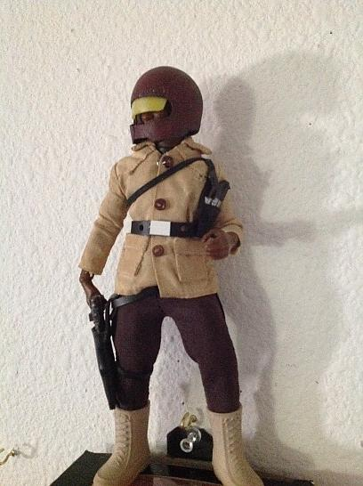 My Star Wars custom Mego