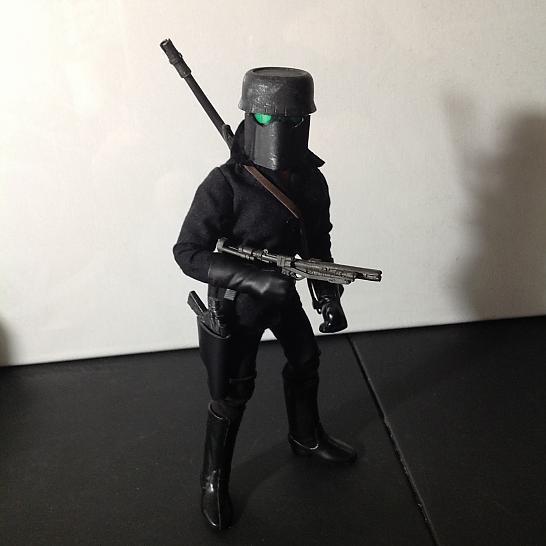 Bazo Teng smuggler & mercenary