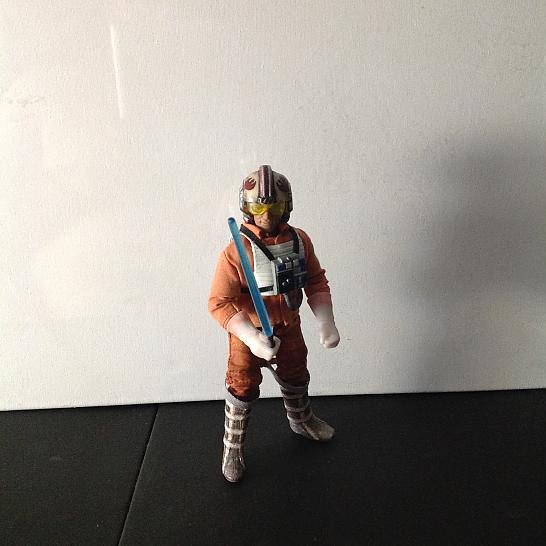 My custom Star Wars Mego