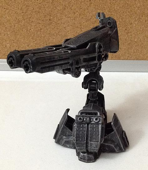 My other laser cannon