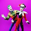 "14"" Joker & Harley Quinn - Unleashed"