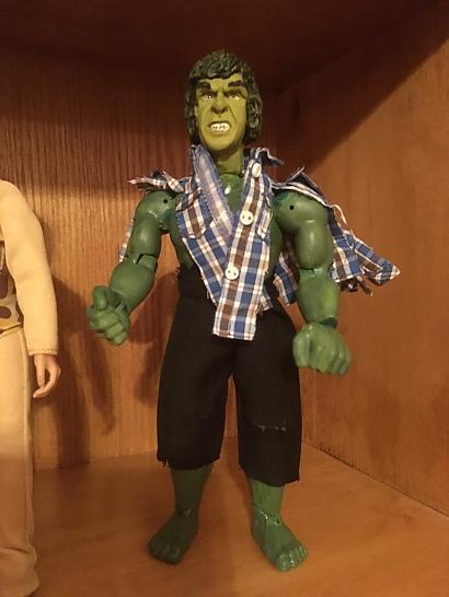 Custom Lou Ferrigno Hulk