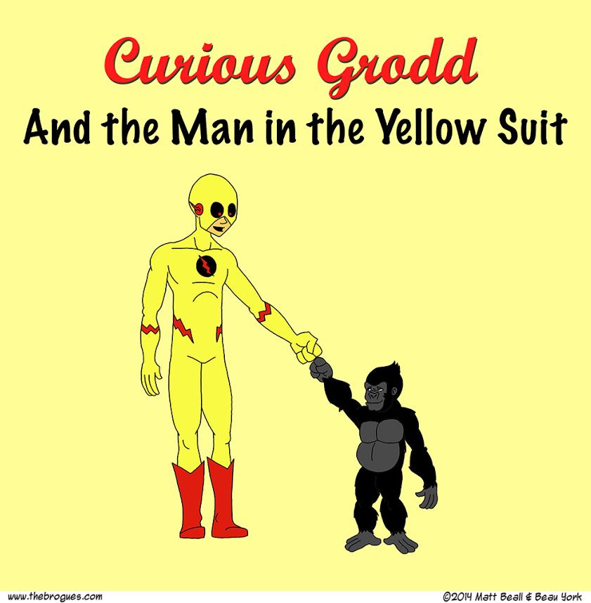 curious grodd