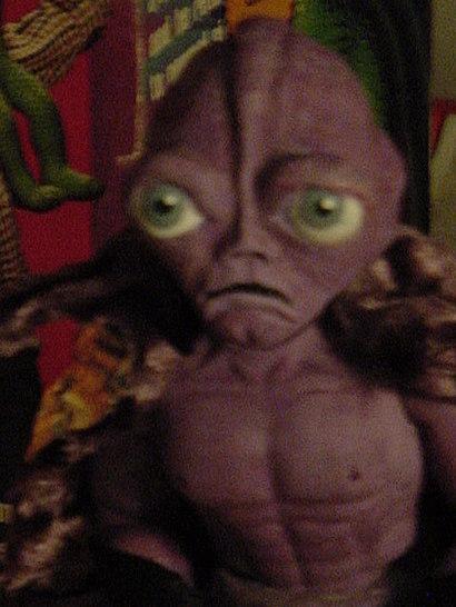 custom alien