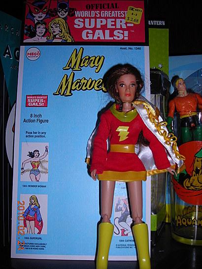 custom mary marvel