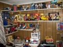 Mego LJN shelves