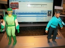 Spock at work