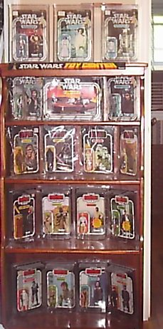 Vintagge Star Wars Collection