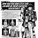 DENYS FISHER DOCTOR WHO AD