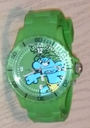 Smurf swatch