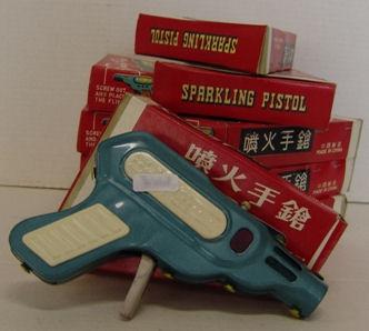 Sparkling Pistol