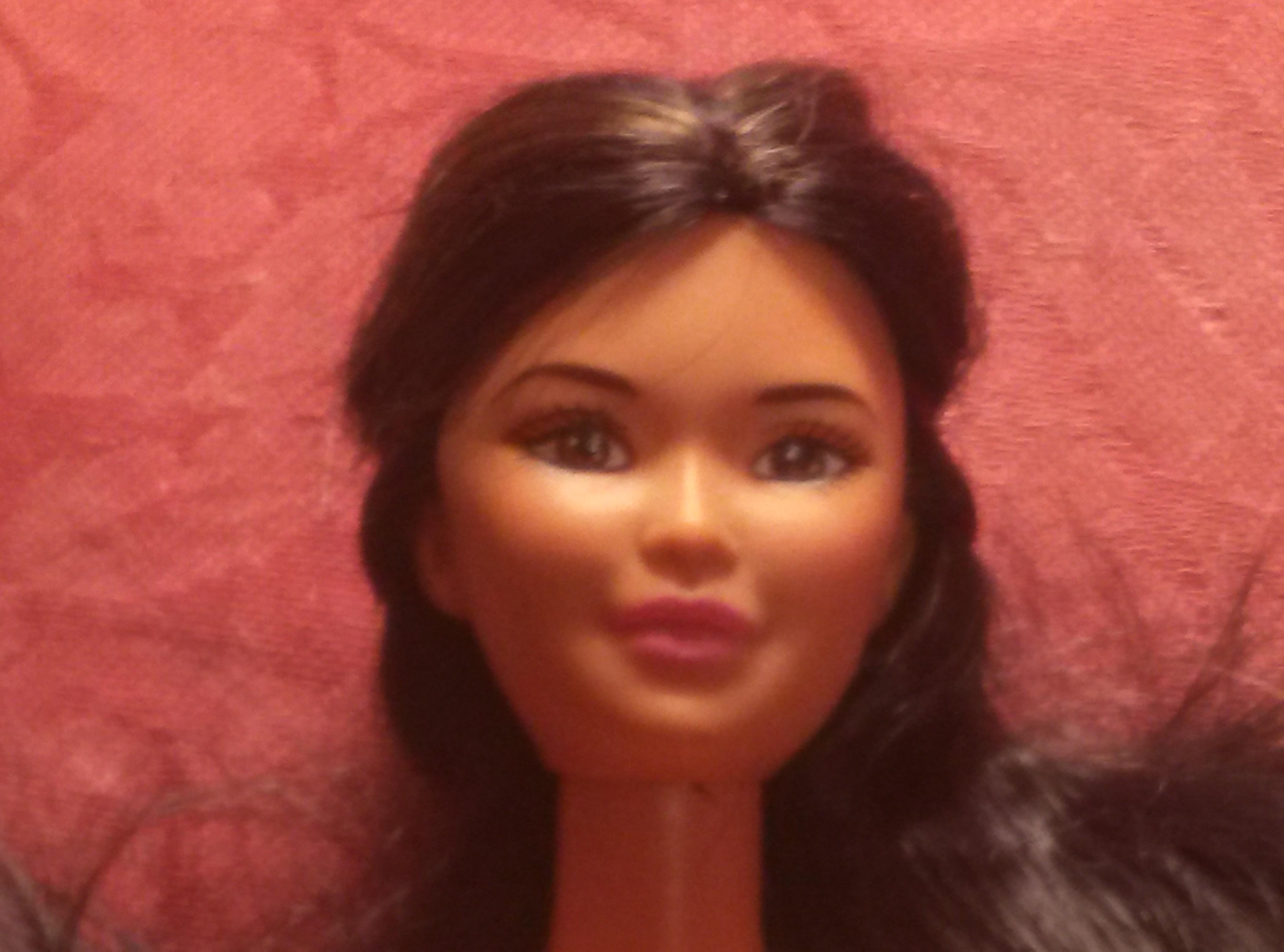 Doll head comparison