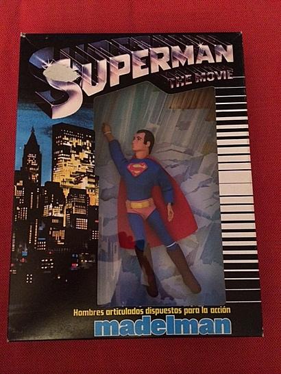 Madelman Superman