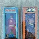 Conan & Shazam