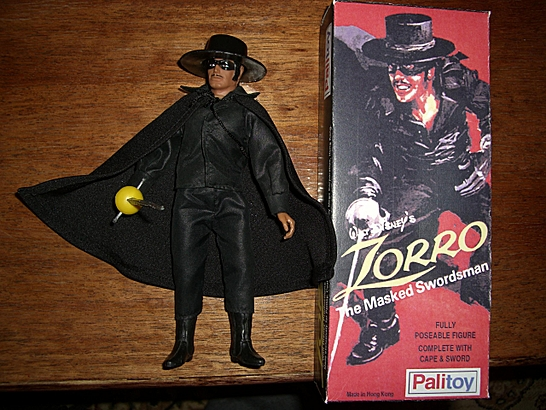 my zorro updated with parts