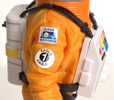 CTVT Alan Carter with Space Suit Closeup Decals