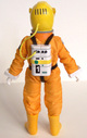 CTVT Alan Carter with Space Suit Full Body Back