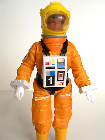 CTVT Alan Carter with Space Suit Medium Shot w Helmet