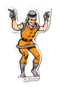 Mxyzptlk Ideal standee