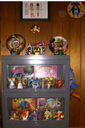 Pepsi Glasses, One Way standees, Power Records, plates